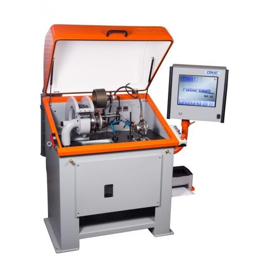 Turbinų šerdžių balansavimo įranga CIMAT CMT-48 VSR BIG