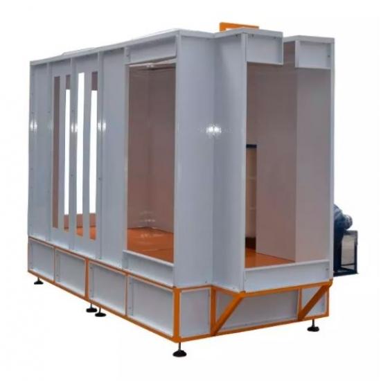 Automatinė miltelinė dažymo kabina COLO 3145