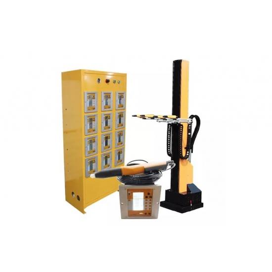 Automatinė miltelinio dažymo įranga COLO 191S-A