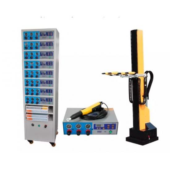 Automatinė miltelinio dažymo įranga COLO 660 A
