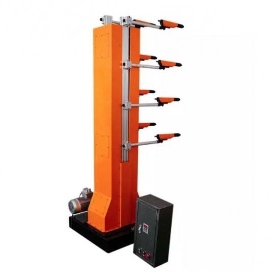 Automatinė vertikalaus miltelinio dažymo įranga COLO 2500D