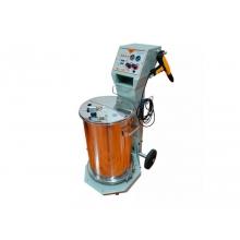 Manual powder coating equipment