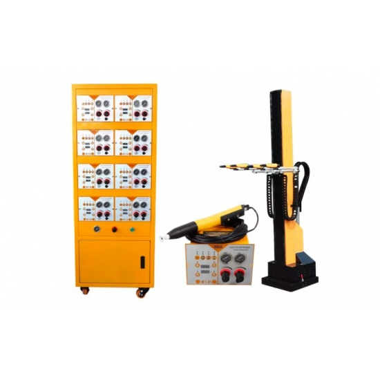 Automatinė miltelinio dažymo įranga COLO 800D A