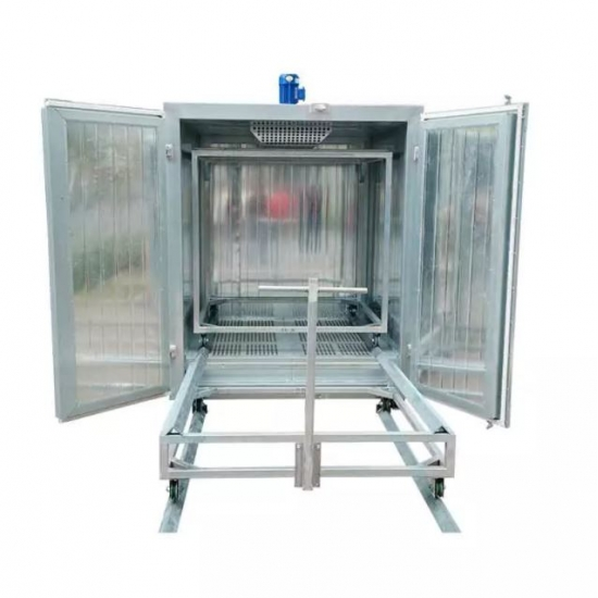 Electric powder coating oven COLO 1864