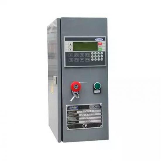 Powder coating furnace PLC controller