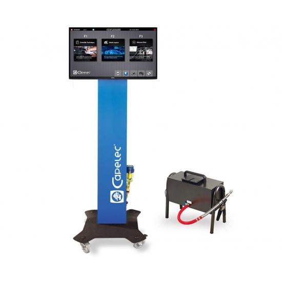 Išmetamųjų dujų tikrinimo įranga CAP3600 GO Workshop