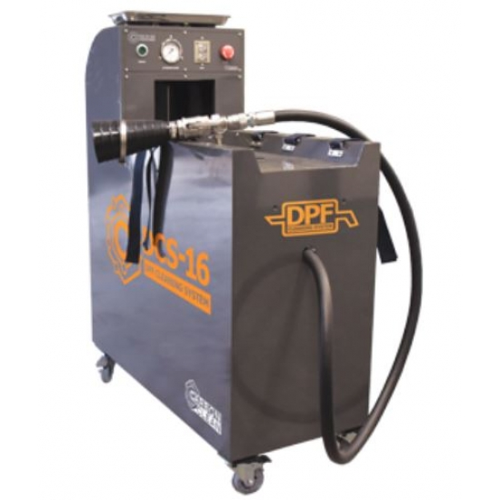 DPF filtrų plovimo įranga Carbon Clean DCS-16