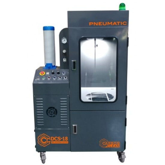 DPF filtrų valymo įranga Carbon Clean DCS-18