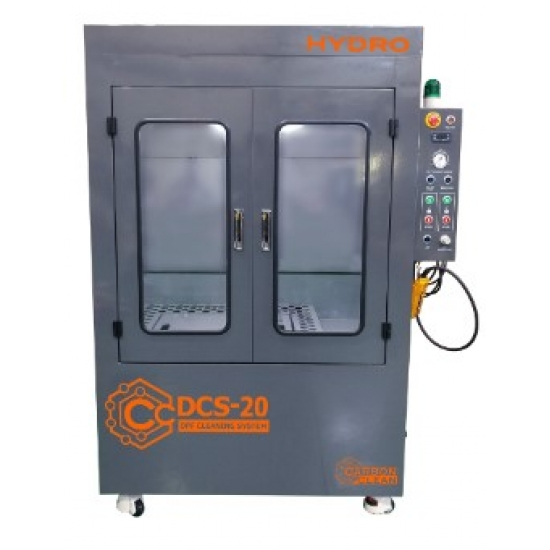 DPF filter cleaning machine Carbon Clean DCS-20