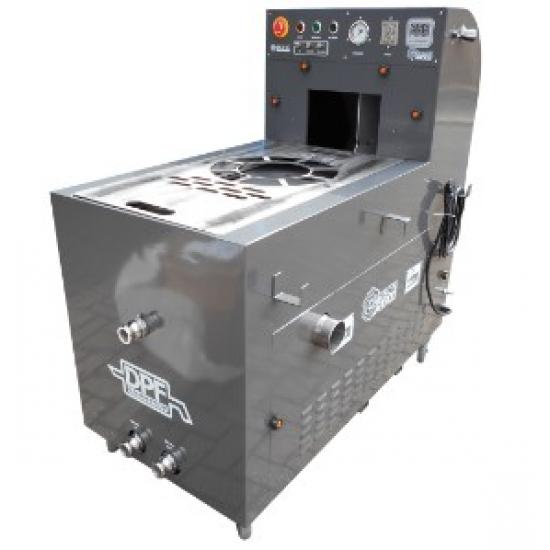 Kietųjų dalelių filtrų valymo įranga Carbon Clean DCS-17