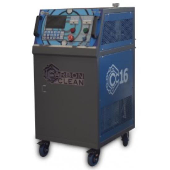 Variklio valymo įranga Carbon Clean CC- 16