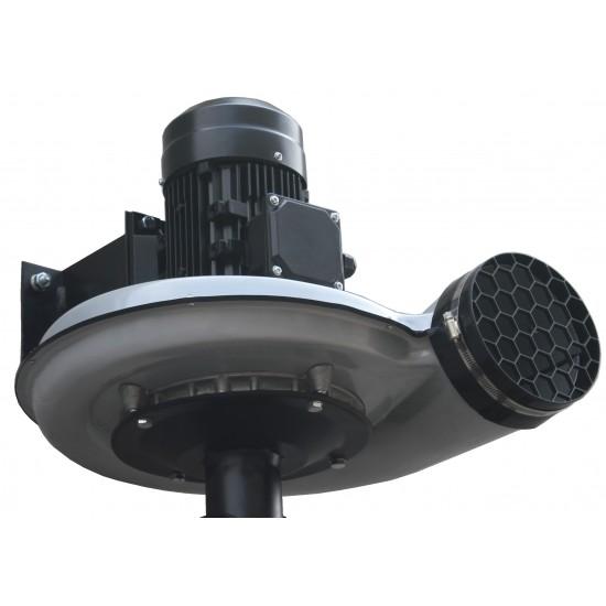 Вентилятор дымоудаления 0,75 кВт, 380 В CASE-9075