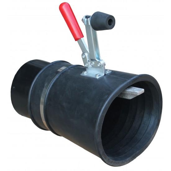 Išmetamųjų dujų ištraukimo antgalis 100mm CAE-104-100