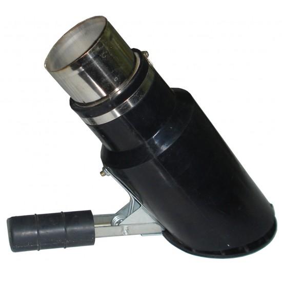 Išmetamųjų dujų ištraukimo antgalis 75 mm CAE-102-75