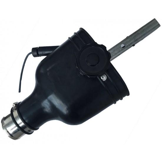 Išmetamųjų dujų ištraukimo antgalis 75 mm CAE-108-75