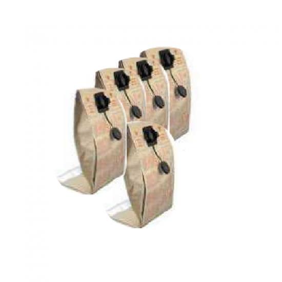 5 pakaitinių filtrų maišelių rinkinys WORKY DMOB2-S5