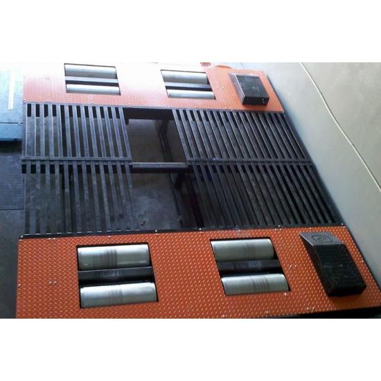 Variklio galios tikrinimo stendas DynoProject 4WD DP4L