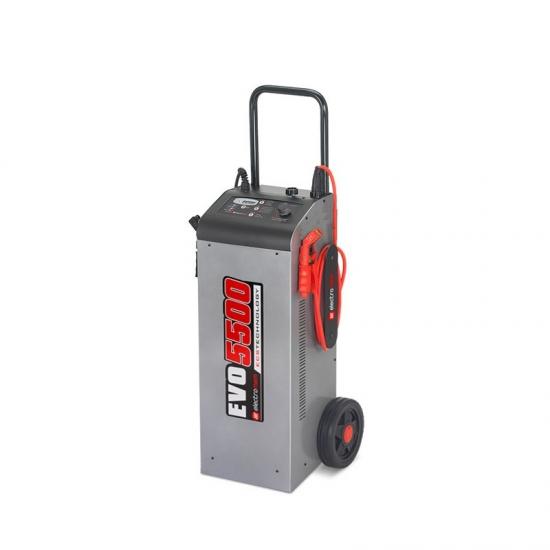 Multifunction Battery Charger, Starter Electromem  EVO 5500
