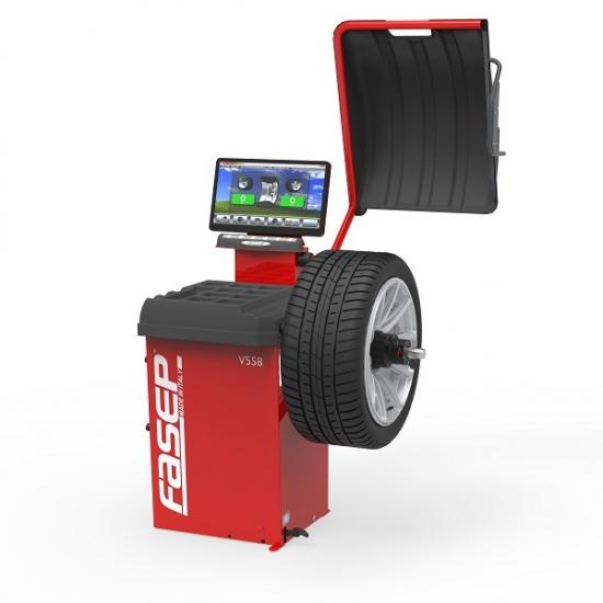 Станок для балансировки колес Fasep E666.009