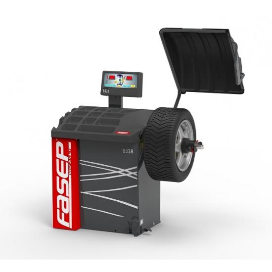 Автоматический цифровой балансировочный станок Fasep E665.006