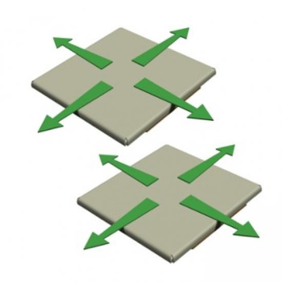 Galinės lėkštės ratų suvedimui FASEP 3M152.2