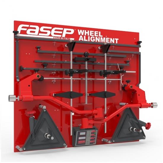 Sunkvežimių ratų suvedimo stendas FASEP A410.004