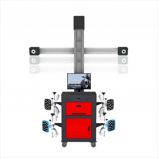 3D ratų suvedimo stendas GALLARI 1600S