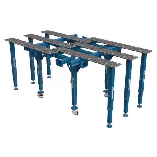 Modulinis suvirinimo stalas GPPH 1770x1000 mm