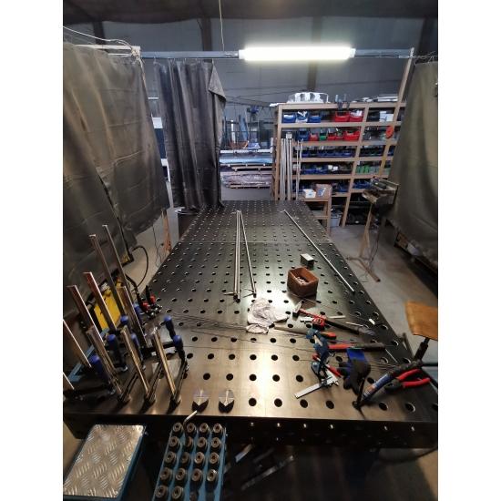 Suvirinimo stalas GPPH TWT PLUS 2400x1200 mm
