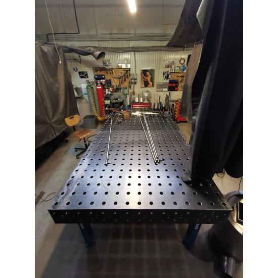Suvirinimo stalas GPPH TWT PRO 3000x1480 mm