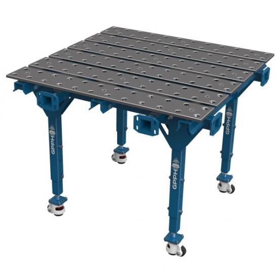 Modulinis suvirinimo stalas GPPH 1000x1000 mm