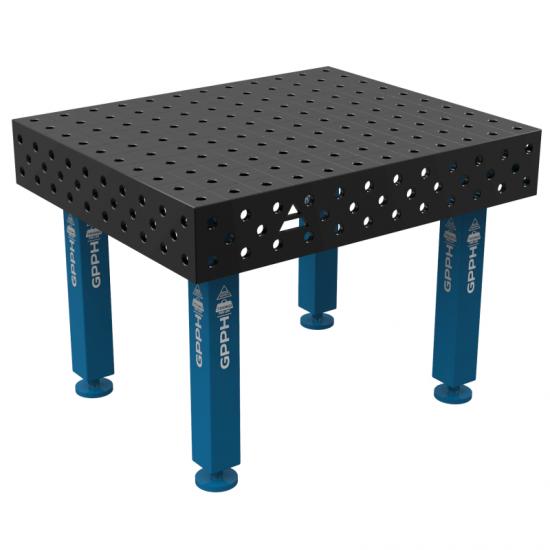 Welding table PRO TWT.PRO. 1200x1000 mm