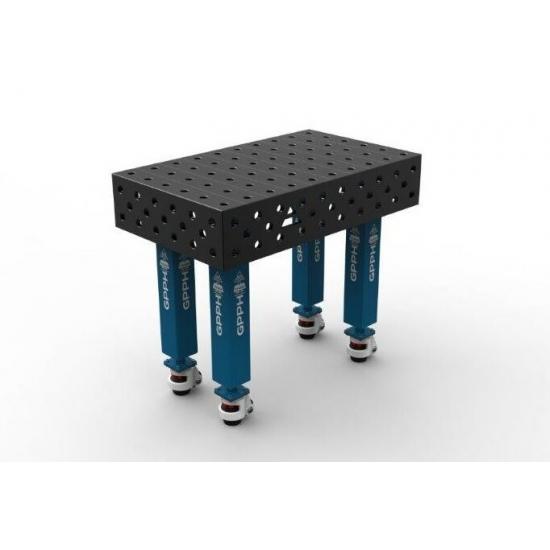 Welding table PRO TWT.PRO. 1000x600 mm