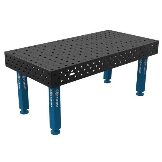 Suvirinimo stalas GPPH 2000x1000 mm