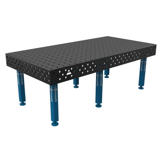 Suvirinimo stalas GPPH TWT PRO 2400x1200 mm