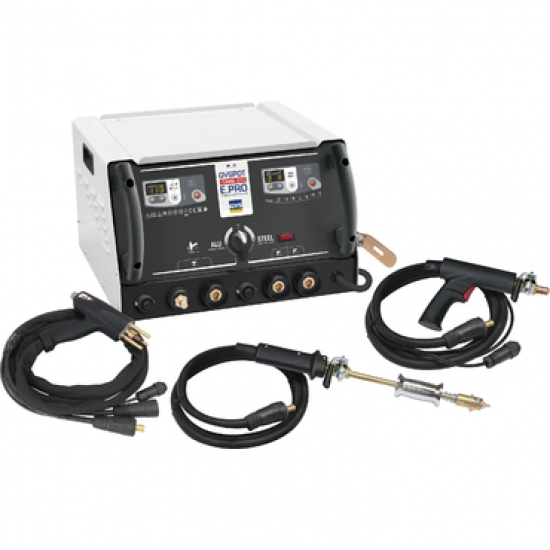 Taškinio suvirinimo įranga GYS gyspot Combi 230 E PRO