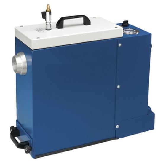 Nešiojama automatinė dūmų ištraukimo sistema GYS FE200