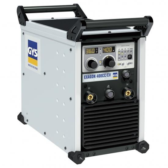 Multiprocesinis suvirinimo aparatas GYS Exagon 400 CC/CV