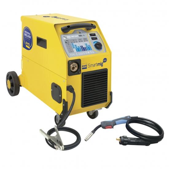 Pusautomatis suvirinimo aparatas GYS SmartMIG 162