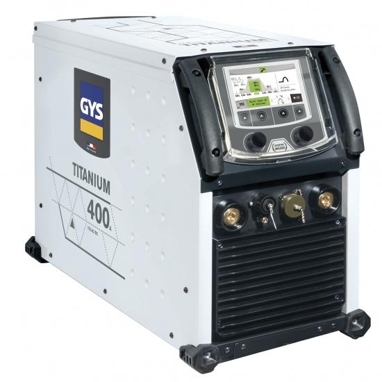 Suvirinimo įranga GYS TIG TITANIUM 400 AC/DC TRI