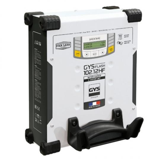 Automobilių baterijų įkrovėjas GYS Flash 102-12 HF