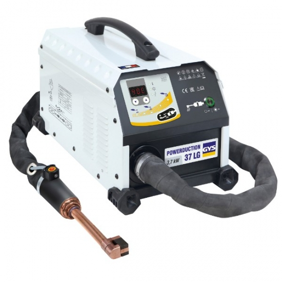 Indukcinis kaitintuvas GYS Powerduction 37LG 3,7kW