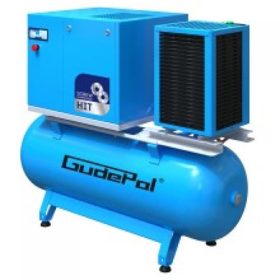 GudePol sraigtinis kompresorius HIT-3G/270l/540l/min/8 bar