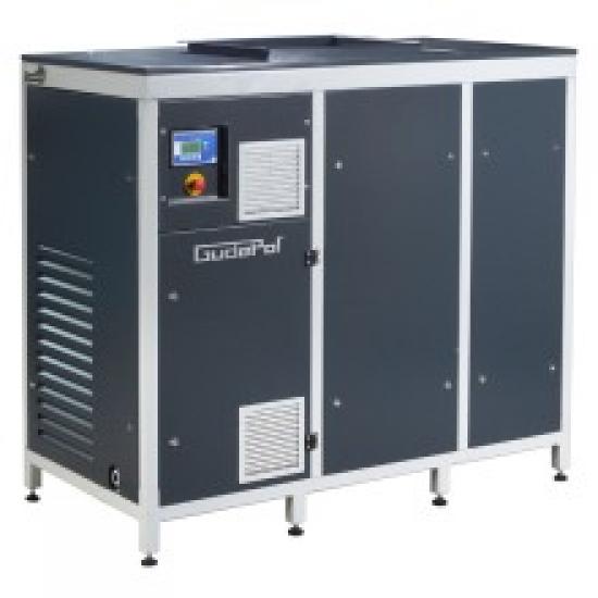 GudePol sraigtinis kompresorius 3700 l/min 8 bar 22 kW