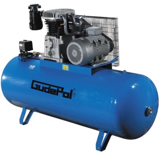 GudePol oro kompresorius 500L 1100L/min 15bar