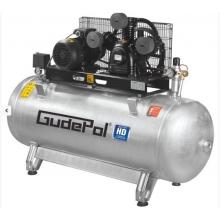 Compressors with air tank from 200l