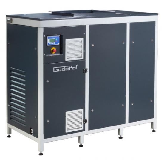 Gudepol sraigtinis kompresorius 1100-3500 l/min 10bar 22kW