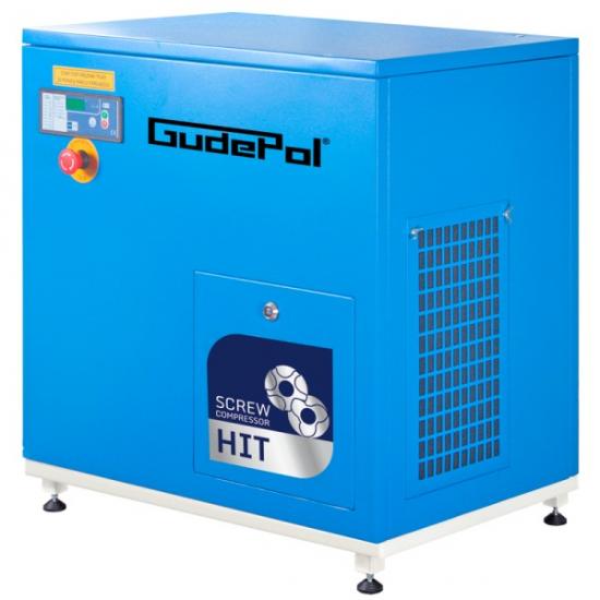 Gudepol sraigtinis kompresorius 420l/min 8bar 3kW