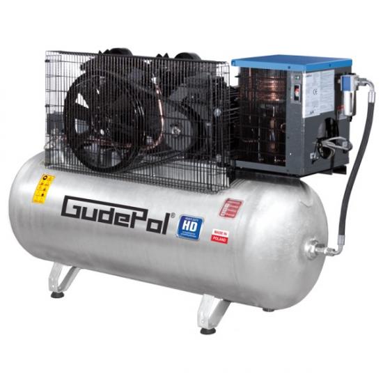 GudePol air compressor with dehumidifier 200L 510L / min 10bar
