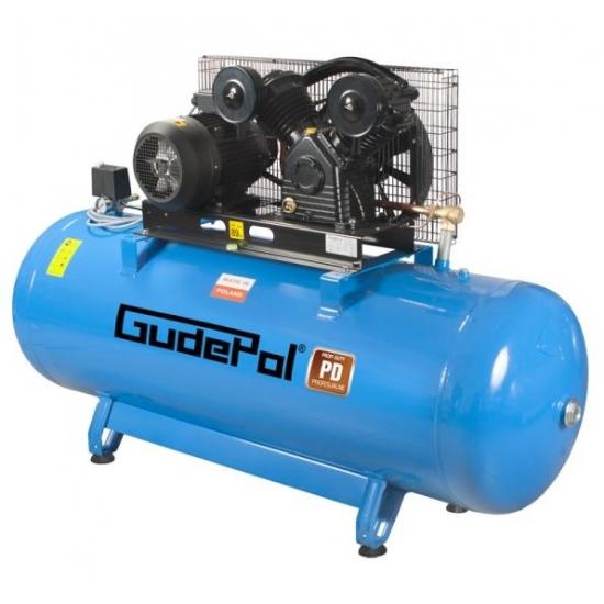 Gudepol stūmoklinis oro kompresorius 500L 1200 L/min 10 bar